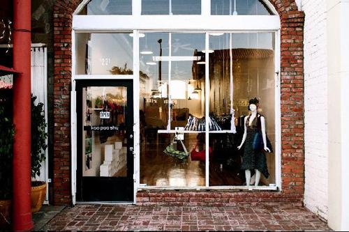 Kao Pao Shu Opens Flagship Store
